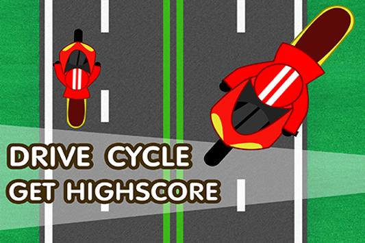 Motorbike Highway Racer screenshot 2