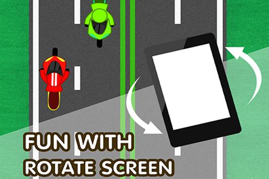 Motorbike Highway Racer screenshot 5