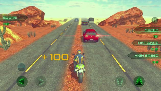 Motorcycle Pursuit screenshot 4
