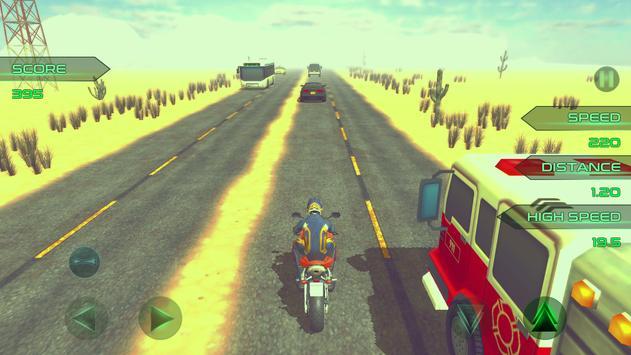 Motorcycle Pursuit screenshot 3