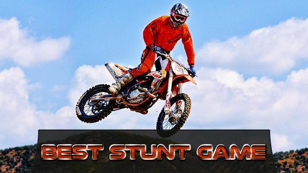 Motorbike Stunt: Stunt Bike Racing Extreme poster