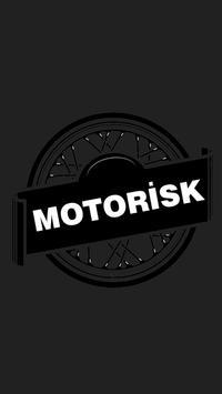 MOTORİSK poster