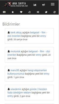 MOTORİSK apk screenshot