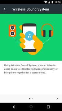 Wireless Sound System poster