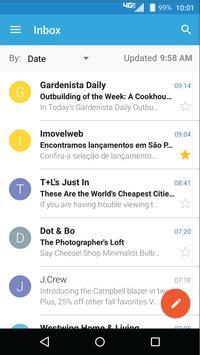 Moto Email apk screenshot