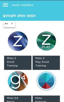 Moto Insiders US MotoAgent screenshot 4