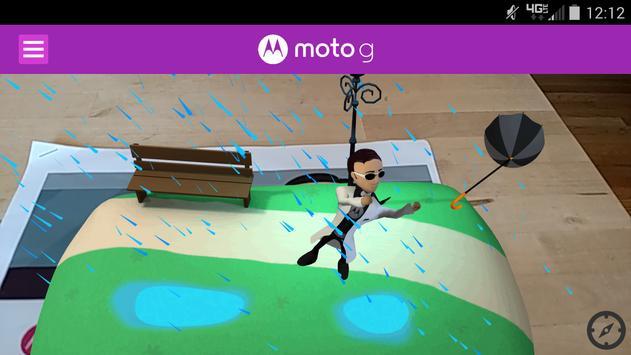 Moto G Realidad Aumentada screenshot 1
