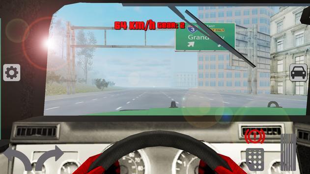 Grand Car Simulator screenshot 6