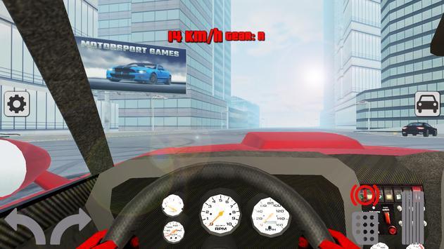 Grand Car Simulator screenshot 3