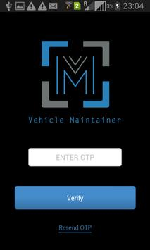 Vehicle Maintainer screenshot 1