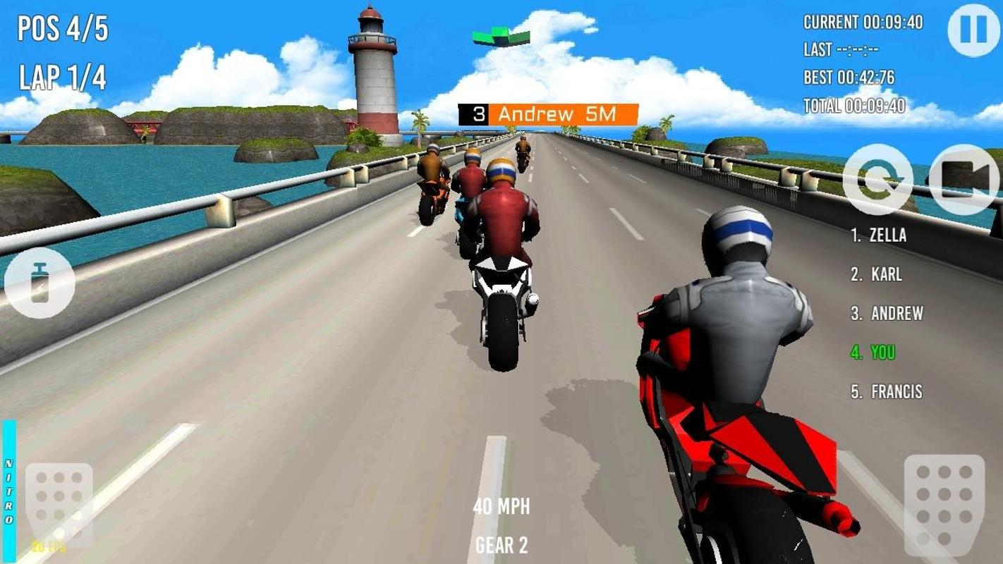 Speed moto rider for android apk download.