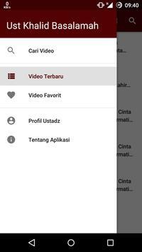 Ustadz Khalid Basalamah apk screenshot