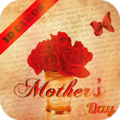 Mother's Day Card icon