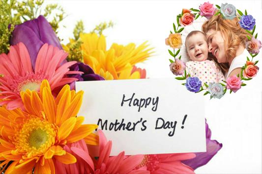 mothers day frame card 2017 apk screenshot - Mothers Day Picture Frame