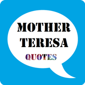 Mother Teresa Quote of the Day icon