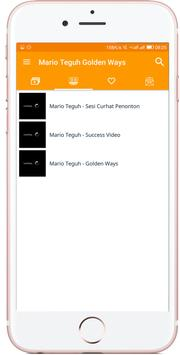 Mario Teguh Golden Ways apk screenshot
