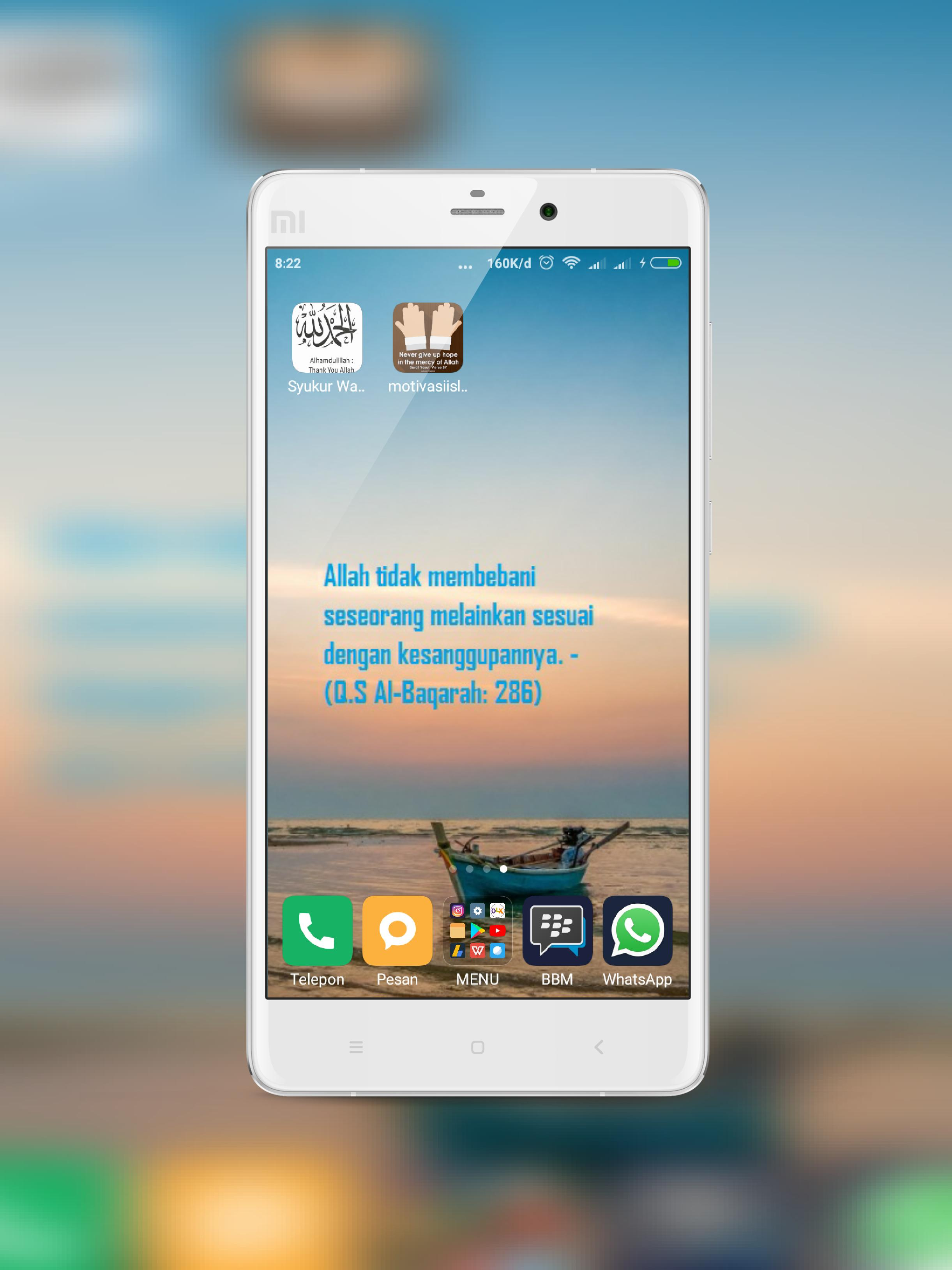 Motivasi Islam Wallpaper For Android APK Download