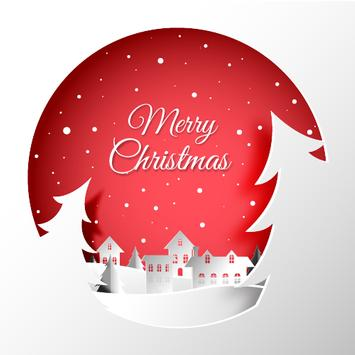 Merry Christmas Greeting Cards 2017 poster