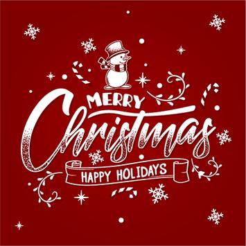 Merry Christmas Greeting Cards 2017 screenshot 2