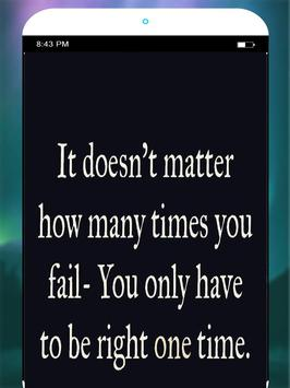 Motivational Quotes For Life apk screenshot