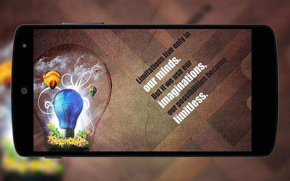 Motivation Wallpaper apk screenshot