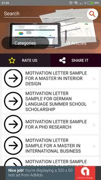 Motivation letter for android apk download motivation letter screenshot 3 spiritdancerdesigns Images
