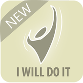 I will do it | Motivational quotes icon