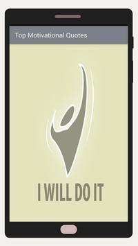 I will do it | Motivational quotes poster