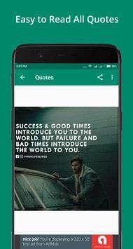Motivational Quotes screenshot 5