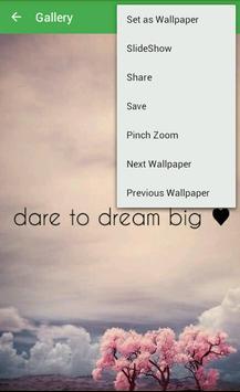 Motivational Quote Wallpapers apk screenshot