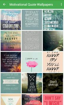 Motivational Quote Wallpapers poster