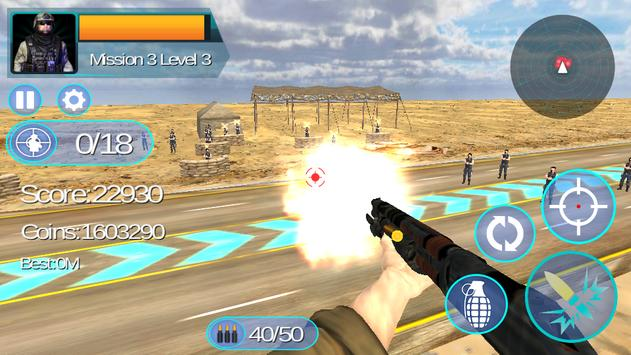 Call Of IGI Commando:2017 War apk screenshot