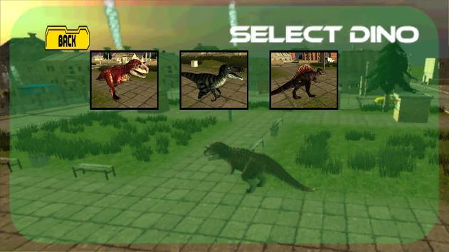 Dino Traffic Attack:Simulation screenshot 7