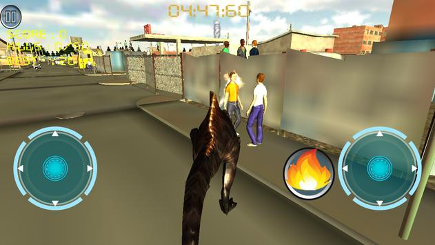 Dino Traffic Attack:Simulation screenshot 11