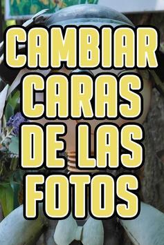 Cambiar Caras De Las Fotos Guide Free screenshot 2