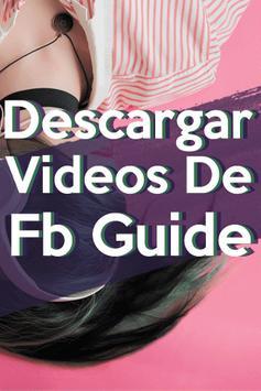 Descargar Videos De FB Gratis Tutorial Rápido screenshot 2