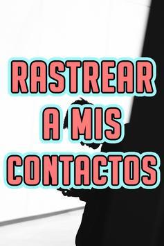 Rastrear A Mis Contactos screenshot 4