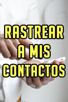 Rastrear A Mis Contactos screenshot 8
