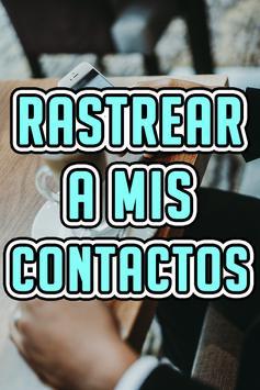 Rastrear A Mis Contactos screenshot 1