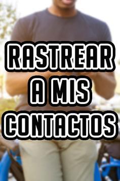 Rastrear A Mis Contactos screenshot 2