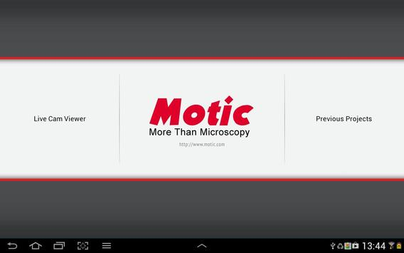 MotiConnect screenshot 5