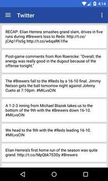 BIG Milwaukee Baseball News screenshot 3