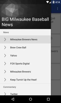 BIG Milwaukee Baseball News screenshot 1