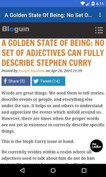 BIG Golden State  News apk screenshot