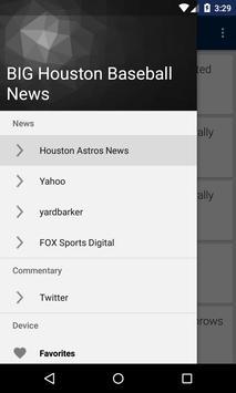 BIG Houston Baseball News screenshot 1