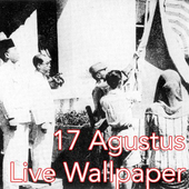 17 Agustus Live Wallpaper icon
