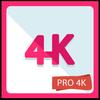 4K Wallpapers - Full 4K + HD (Pro) ícone