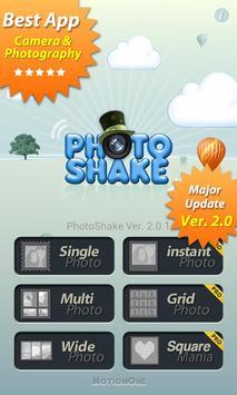 PhotoShake! poster