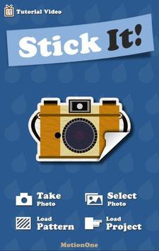 StickIt! - Photo Sticker Maker apk screenshot