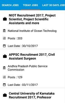 Naukri Ad Job Search apk screenshot